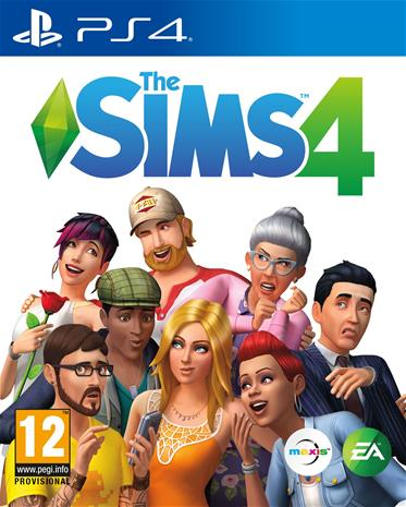 The Sims 4, PS4 -peli