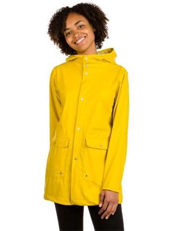 Herschel Forecast Parka Takki cyber yellow / keltainen Naiset