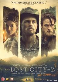 The Lost City of Z (2016), elokuva