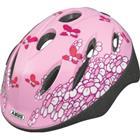 ABUS Bundle Smooty lasten pyöräilykypärä S + sadesuoja, pink butterfly