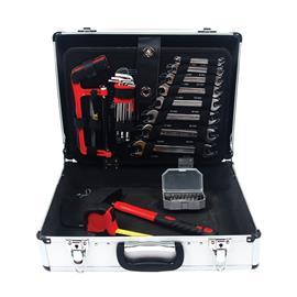 HAKA Tools HKR-09-108, 108-osainen työkalusarja salkulla