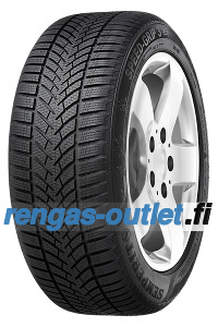 Semperit Speed-Grip 3 ( 215/55 R17 98V XL , vannealueen ripalla ), Kitkarenkaat