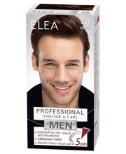 Elea Men brown 4 hius/partaväri