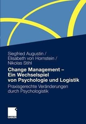 Synchrones Management von Organisation, Personal und Logistik, kirja