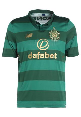 New Balance CELTIC GLASGOW AWAY Pelipaita verdant green