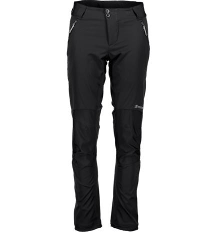 Houdini W MOTION PANTS ROCK BLACK