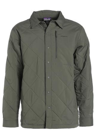 Patagonia TOUGH PUFF Ulkoilutakki industrial green