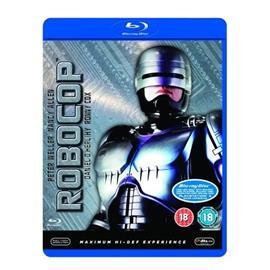 Robocop (Blu-ray), elokuva