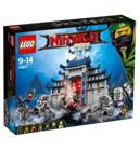 Lego Ninjago 70617, Mahtavista mahtavimman aseen temppeli