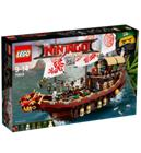 Lego Ninjago Movie 70618, Kohtalon alus
