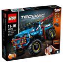 Lego Technic 42070, kuusivetoinen maastohinausauto
