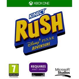 Kinect Rush: A Disney Pixar Adventure, Xbox One -peli