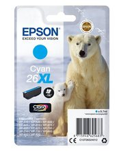 Epson 26XL Cyan, mustekasetti