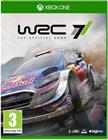 WRC 7 World Rally Championship, Xbox One -peli