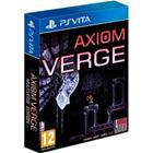 Axiom Verge, PS Vita -peli
