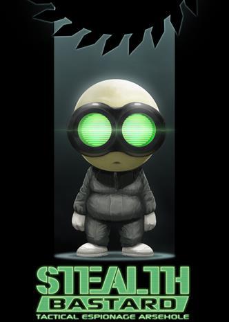 Stealth Bastard Deluxe, PC -peli