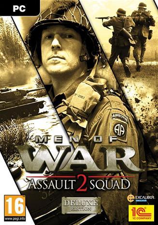 Men of War: Assault Squad 2 - Deluxe Edition, PC -peli