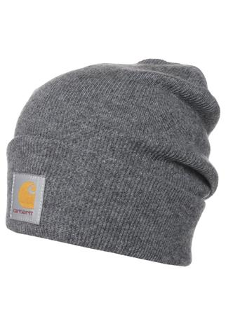Carhartt WIP WATCH HAT Pipo dark grey heather