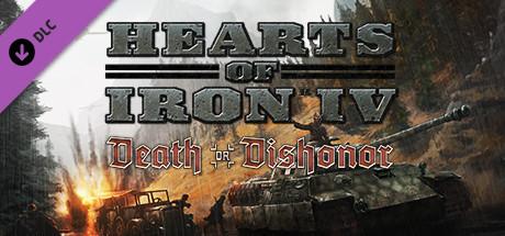 Hearts of Iron IV - Death or Dishonor (DLC), PC-peli
