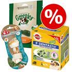 Säästöpakkaus: Topseller-hammashoitoherkut - Topseller-paketti: koko L