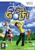 We Love Golf!, Nintendo Wii -peli