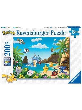 Ravensburger Pokemon Puzzle 200pcs. XXL