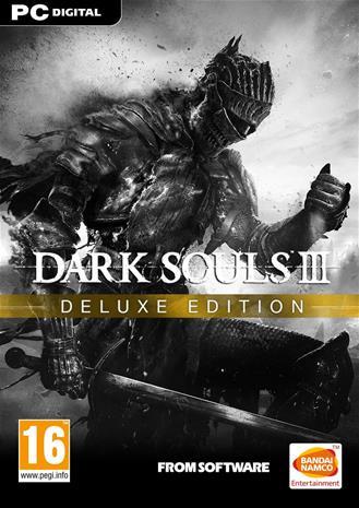 Dark Souls III (3) - Deluxe Edition, PC -peli