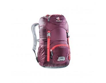 deuter JUNIOR kids backpack blackberry/aubergine 18 l'