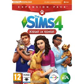 The Sims 4 - Kissat ja Koirat (Cats and Dogs), PC-peli