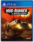 Spintires: MudRunner, PS4 -peli