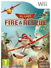 Planes: Fire and Rescue, Nintendo Wii -peli