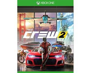 The Crew 2, Xbox One -peli