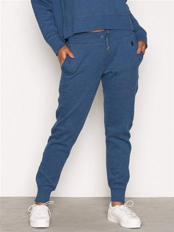 Polo Ralph Lauren Zip Straight Pant Housut & Shortsit Shale