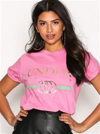 River Island Undercover BF Tee T-Paidat Pink
