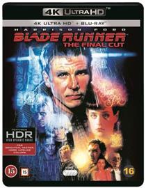 Blade Runner (4k UHD + Blu-ray), elokuva