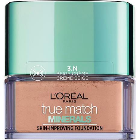 L'Oréal Paris True Match Minerals Powder Foundation - Beige Creme 10 g