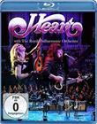 Heart: Live At The Royal Albert Hall With The Royal Philharmonic Orchestra (Blu-Ray), elokuva