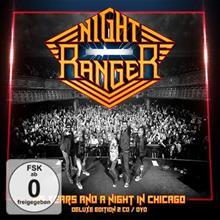 Night Ranger: 35 Years and A Night In Chicago (Blu-Ray), elokuva