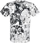 Marvel Comic, Miesten paidat, puserot ja neuleet