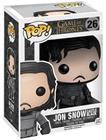 "Game Of Thrones"" ""Castle Black Jon Snow Vinyl Figure 26"