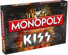 Kiss Monopoly, Kortti- ja lautapelit