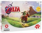 The Legend of Zelda Ocarina of Time, palapeli, 1000 palaa
