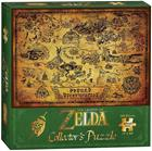 The Legend Of Zelda Collector's Puzzle Hyrule, palapeli 550 palaa
