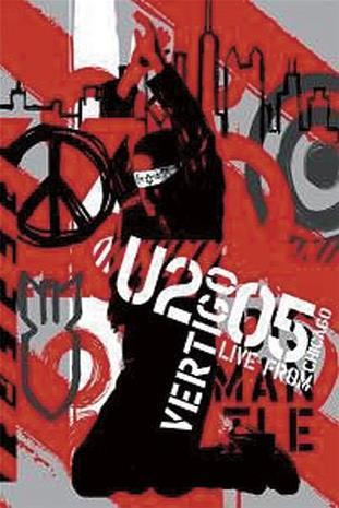 U2 - 2005 Vertigo Tour - Live From Chicago, elokuva