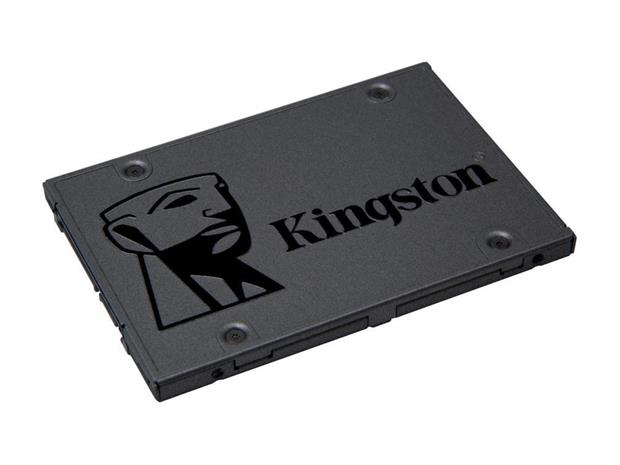 """Kingston SSDNow A400 (480 GB, 2.5"""", SATA) SA400S37/480G, SSD-kovalevy"""