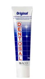 Dentosal Original hammastahna 100 ml, Meikit, kosmetiikka ja ihonhoito