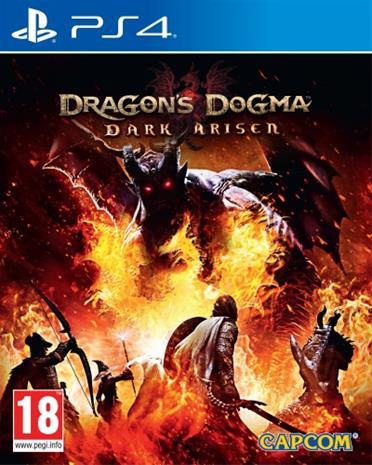 Dragon's Dogma Dark Arisen, PS4 -peli