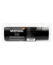 Mustang, yleismallinen kaasugrillin poltinsuoja