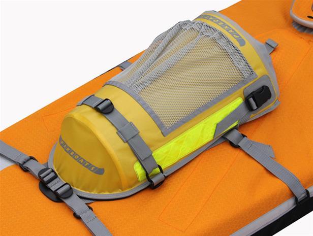 Pakboats PakPod , keltainen/oranssi