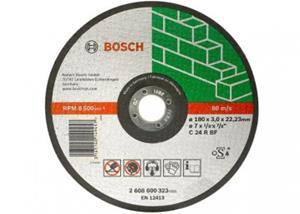 Hiova katkaisulaikka Bosch C24 R BF; 230x3 mm